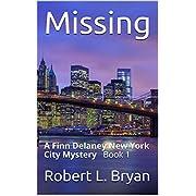 Missing: A Finn Delaney New York City Mystery Book 1