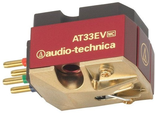 audio technica Tonabnehmer at 33EV