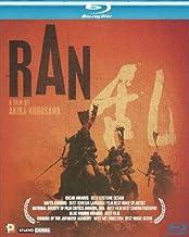 RAN - Japanese BLU RAY movie HK version (Region A) (NTSC) Akira Kurosawa (English subtitled)