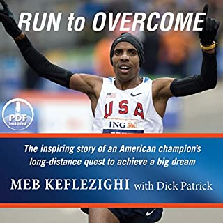Run to Overcome audiobook cover art