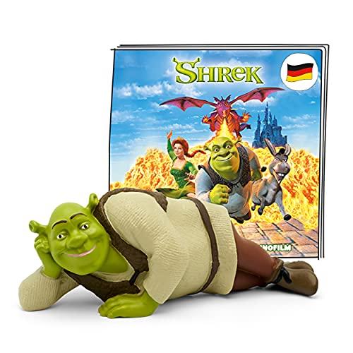 tonies Hörfigur für Toniebox, Shrek – Der tollkühne Held,Hörspiel zum Film, für Kinder ab 7 Jahren, Spielzeit ca. 62 Minuten