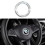 El logotipo de Nefelibata cubre todos los adornos brillantes de BMW (para BMW).