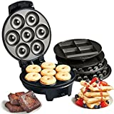 Best Waffle Makers - VonShef 3-in-1 Waffle Maker, Brownie & Doughnut Maker Review