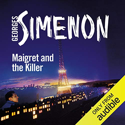 Maigret and the Killer cover art