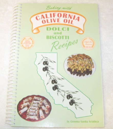 Baking with California Olive Oil