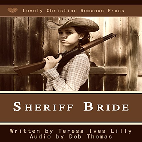 Sheriff Bride audiobook cover art