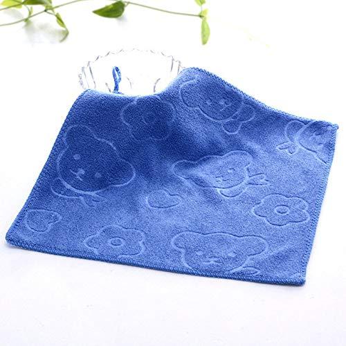 WLEYYY handdoek, super absorberend, zacht, microvezel, absorberend handdoek voor het bedrukken van hand- en gezichtdoekjes