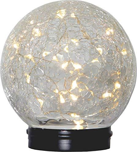 Best Season Éclairage Solaire, Glory, Transparent, 12 x 13 x 12 cm, 480–40