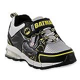 DC Comics Toddler Boys' Batman Sneaker, Light-Up (12 M US Toddler, Light-Up)