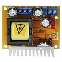 ブーストモジュール 8-32V昇圧コンバータ モジュール コンデンサ充電 ブーストモジュール 入力電流:5A 逆入力保護 安定化