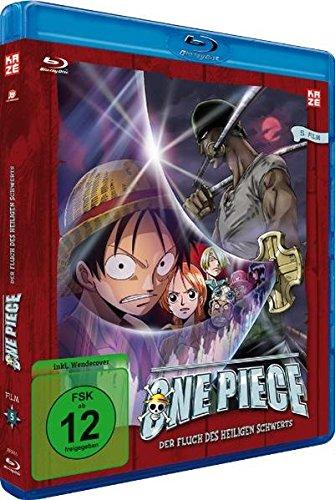 One Piece: Der Fluch des heiligen Schwerts - 5. Film - [Blu-ray]