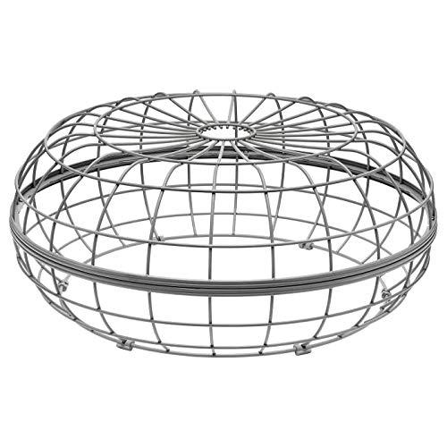 My- Stylo Collection Sitzsack-Rahmen, für drinnen und draußen, Produktgröße: Höhe: 24 cm, Durchmesser: 58 cm.
