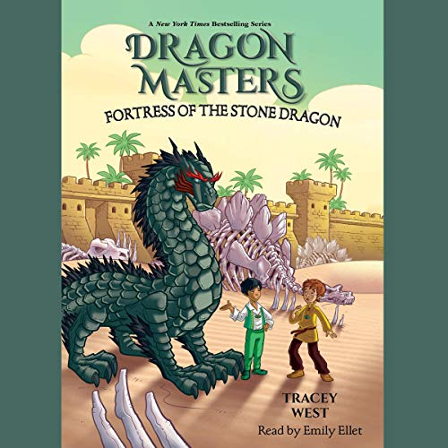 Fortress of the Stone Dragon cover art