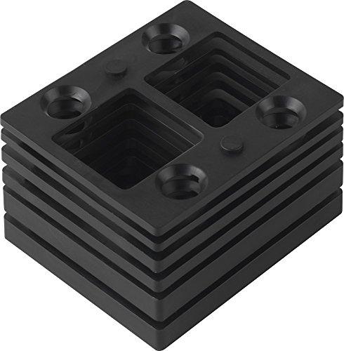 ABUS Unterlagen PR1400/PR1500 schwarz Satz 2 Stück