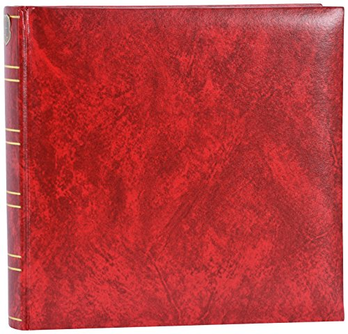 Henzo BASICLINE rood fotoalbum, 25 x 24,5 x 3,5 cm