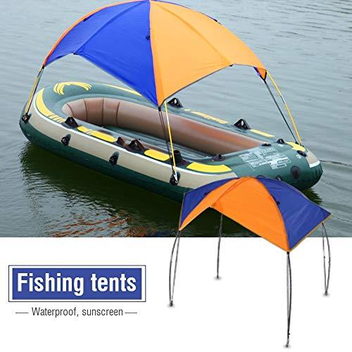 Regun vissen zon schaduw, boot zon schuilplaats kajak luifel vissen tent zon schaduw (2 personen)