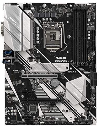Mainboard ASRock B365 Pro4 1151 ATX HDMI/DVI DDR4 Retail