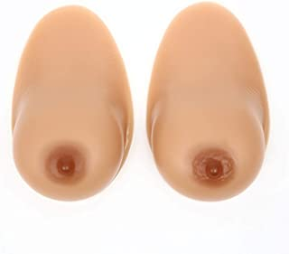Silicone Breast Prosthetic Breast Forms for Crossdresser Mastectomy Non-stick type