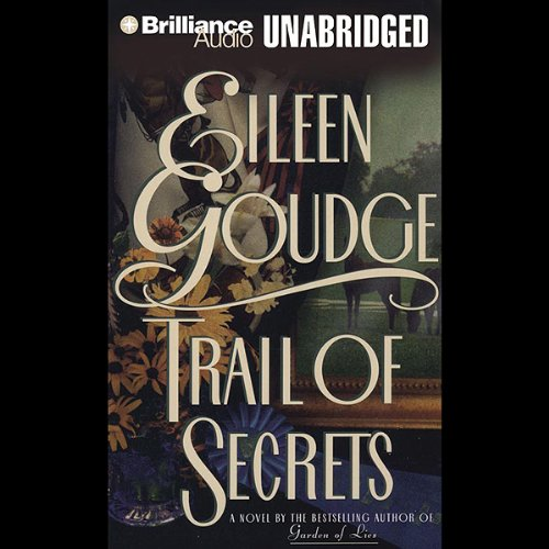 Trail of Secrets audiobook cover art