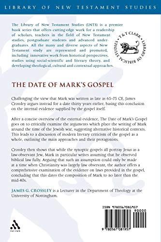 dating marks gospel meinung kennenlernen