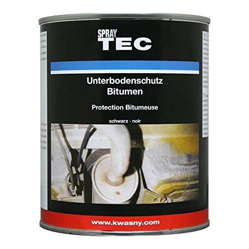 Kwasny 235 600 Auto-K Spray TEC UBS Bitumen Streichlack Schwarz 1,3kg