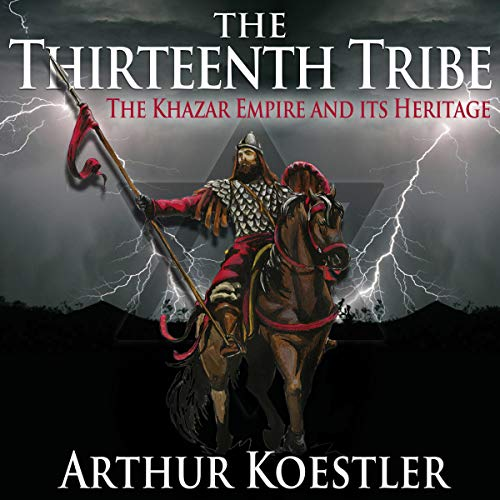 The Thirteenth Tribe: Original Edition audiobook cover art