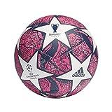 adidas Fin ist CLB Soccer Ball, Men's, White/Pantone/Dark Blue, 3