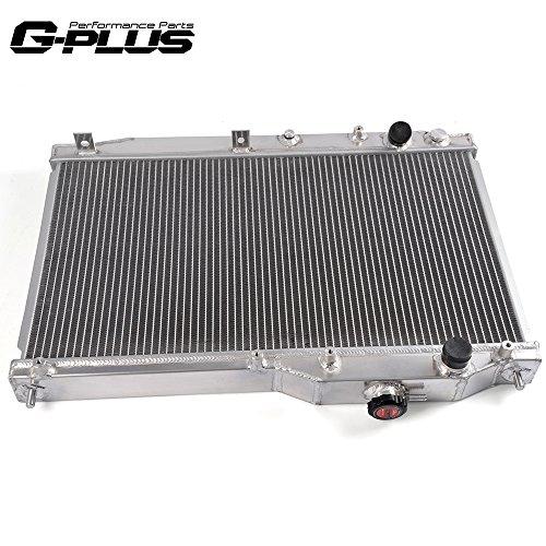 2 Row Aluminum Racing Radiator Stop Leak For Honda S2000 2.0L/2.2L 2000 2001 2002 2003 2004 2005 MANUAL