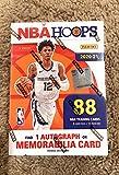 2020-21 NBA HOOPS BLASTER BOX WITH AUTO OR MEMORABILIA