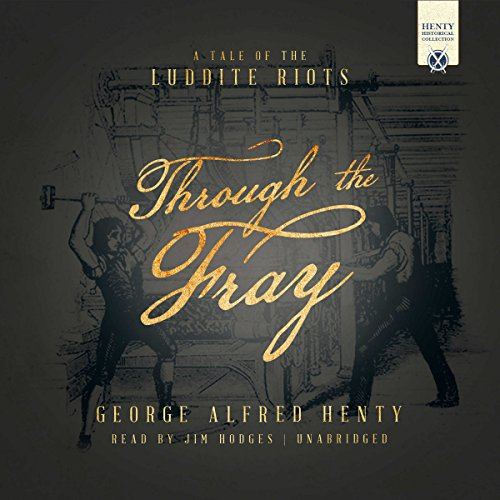 Through the Fray audiobook cover art