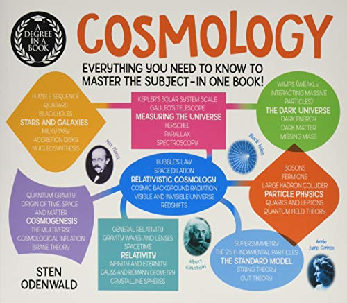 Degree in a Book: Cosmology: Everything You Need to Know to Master the Subject - in One Book!