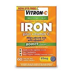 Image of Vitron-C High Potency Iron...: Bestviewsreviews