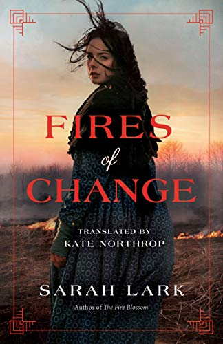 Fires of Change (The Fire Blossom Saga Book 2) (English Edition)