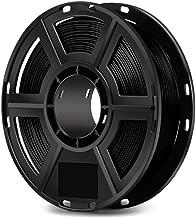 Flashforge USA 3D Printing Printer ABS Filament 1.75 mm - 0.5 KG - D Series (Black)