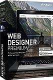 Magix Web Designer Premium versión Completa, 1 Licencia Windows Webdesign-Software