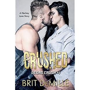 Crushed A Hockey Love Story (Vegas Crush Book 1):Donald-trump