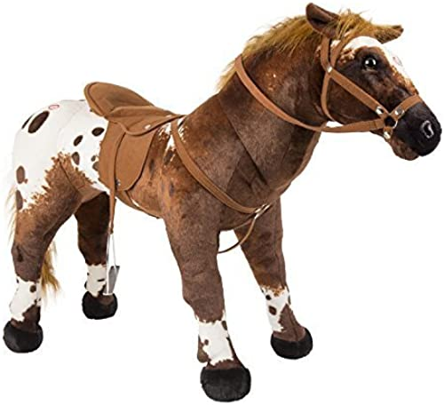 Domino Stable Horse by Discovery Kids