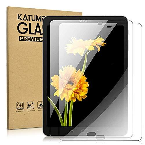 KATUMO [2 Pezzi] Pellicola Protettiva per Samsung Galaxy Tab S2 9.7 (SM-T810/T815) Vetro Temperato 9H Protezione Schermo Samsung Tab S2 9,7 Pollici Protezione Film
