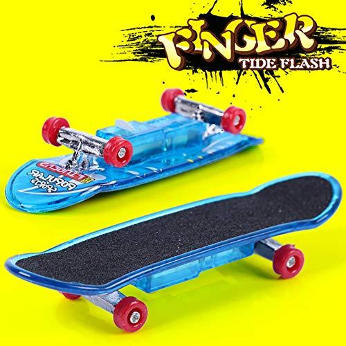 Fstoption 5pcs Skatepark Kit Rampenteile f/ür Tech Deck Fingerboard Mini Finger Skateboard Griffbretter Ultimative Parks