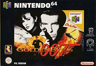 Goldeneye 007 Official Strategy Guide (Nintendo Power)