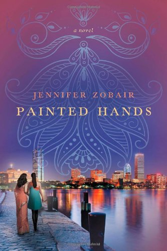 Image of Painted Hands: A Novel