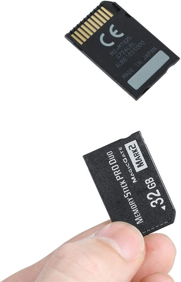 High Speed 32GB Memory Stick Pro Duo (MARK2) for Sony PSP Accessories/Camera Memory Card