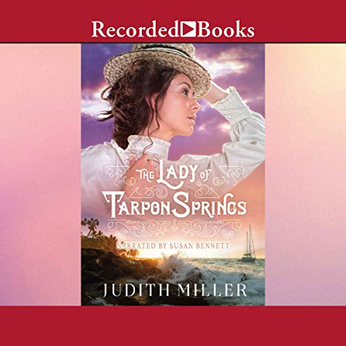 Page de couverture de The Lady of Tarpon Springs