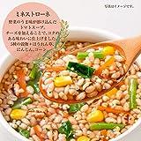 投げ売り堂 - ひかり味噌 5種の穀物と野菜を食べるスープ 30食_05