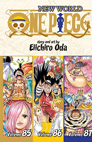 One Piece (3-in-1 Edition), Vol. 29: Includes Vols. 85, 86 & 87