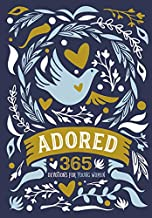 Download Book Adored: 365 Devotions for Young Women PDF