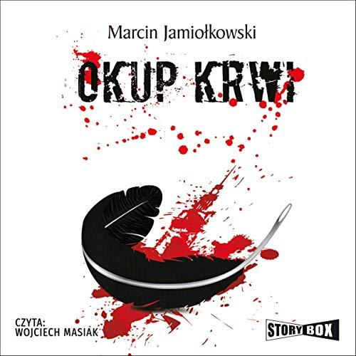 Okup krwi audiobook cover art