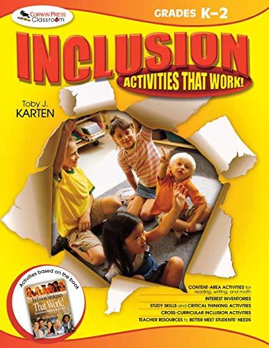 Inclusion Activities That Work! Grades K-2