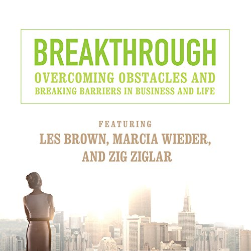 Breakthrough copertina