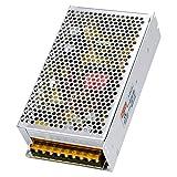 LEDMO 24V 10A 240W Transformador de Potencia, Fuente de Alimentación, Transformador de Voltaje para la Tira de LED